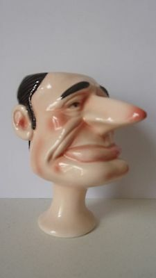 coquetier : JACQUES CHIRAC