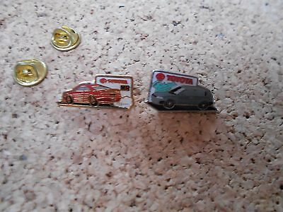 2 Pin's Pins TOYOTA voiture cars auto