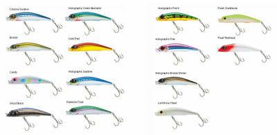 Yo-Zuri Mag Darter 125mm Floating Lures - All Colours