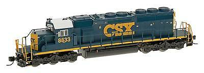 Intermountain N SD40-2 w/ DCC and sound CSX your choice of #