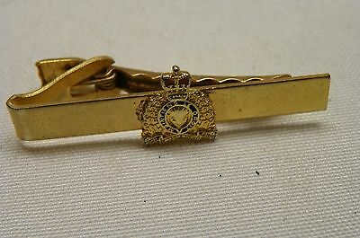 vintage RCMP ROYAL CANADIAN MOUNTED POLICE tie clip