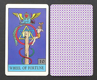 Vintage Tarot of Magus Papus Style Egyptian Cards Deck Japan 1987