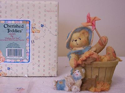 Cherished Teddies    Pat...falling For You