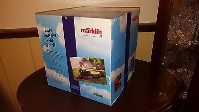 New Marklin Maxi Delta 54406 Freighter Train Starter Set Boxed FREE SHIPPING