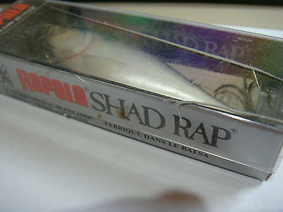 Rapala Shallow Shad Rap  Ssr9Sd ( Made In Finland )