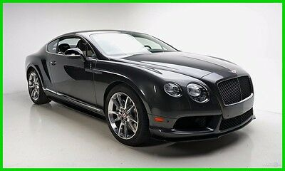 2015 Bentley Continental GT V8 S 2015 V8 S Used Turbo 4L V8 32V Automatic AWD Coupe Premium