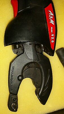 USED Infaco A3M battery powered tying device/machine kit orchard or vineyard