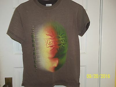 "Godsmack T-Shirt ""faceless"" Collectible Tee Size Small"