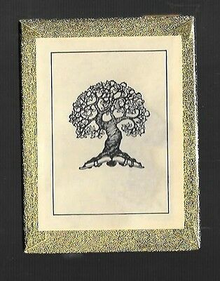 New Sealed Antioch Book Tree 50 BOOKPLATES