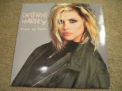 DEBBIE HARRY Free To Fall 1987  CHRYSALIS    NEAR MINT