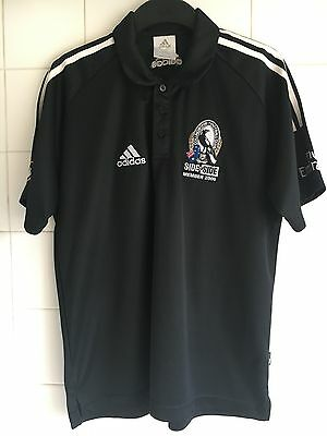 "Collingwood Austrailian Football Side by Side Member 2009 Adidas Shirt 46"" Chest"