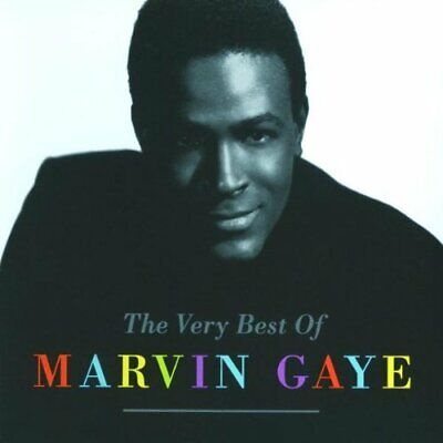 Marvin Gaye - The Very Best of Marvin Gaye - Marvin Gaye CD XVVG The Fast Free
