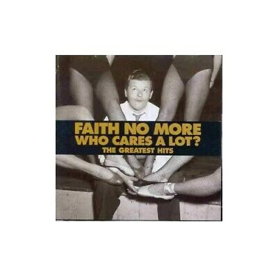 Faith No More - Who Cares a Lot-Greatest Hits - Faith No More CD SRVG The Fast