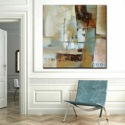 CHOP111 100% hand-painted wall decor art abstract  oil painting on canvas