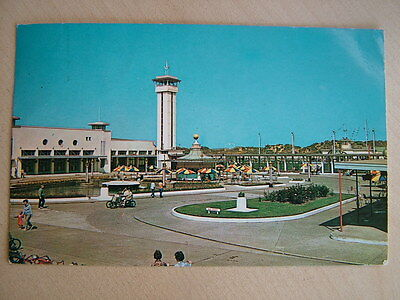 Postcard - THE SUN COURT, PRESTATYN HOLIDAY CAMP.  Used 1963. Standard size.