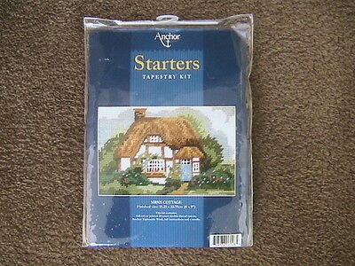 Anchor Starters Tapestry Kit.Cottage.Brand new.