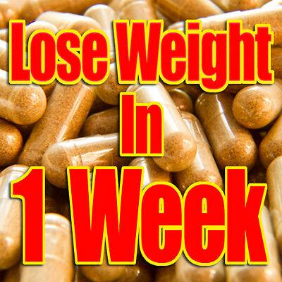 Very Strong Diet Slimming Pills Tablets Lose Loss Weight Complex 5