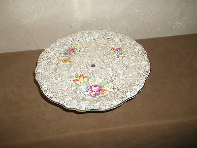 Royal Winton Floral Cake Stand