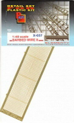 PART x-037 1/48 BARBED WIRE II  (modern) 2600mm