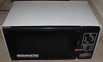 Amana Menumaster Commercial Microwave Oven 750W SAND-700