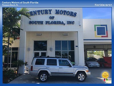 2007 Jeep Commander Sport Sport Utility 4-Door ACCIDENT FREE NON SMOKER 78252 MILES 4.7L V8 7 PASSENGER