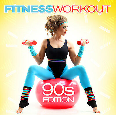 CD Fitness Workout 90s Edition von Various Artists