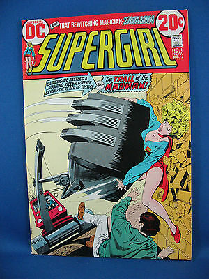 SUPERGIRL 1 NM- First Issue 1972