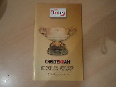 Cheltenham Gold Cup 2000 - LOOKS LIKE TROUBLE - R Johnson - N Chance