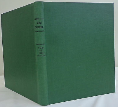 1951 Bound Edition Of The Scouter Founder Baden- Powell Boy Scouts
