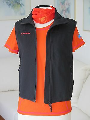Mammut Ultimate Vest Gore Windstopper Power Stretch Weste Softshell Xs Top!  !!!