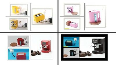 1:12 dolls house miniature modern kitchen appliances selection to choose from.