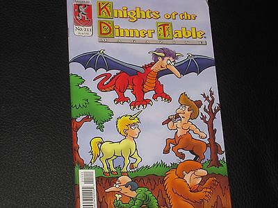 Knights of the Dinner Table Nr. 211 - SUPER RPG Fantasy Comic