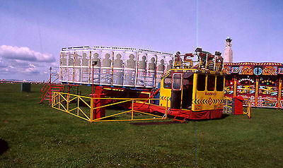 "orig clour slide J. Mathews ""Asteroid"" round up  Southsea Common"