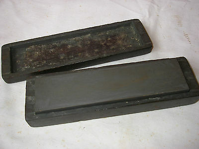 Boxed Sharpening Oil Stone.