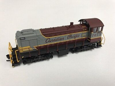 Atlas N S2 with DCC and Sound Canadian Pacific CP Script your choice of #