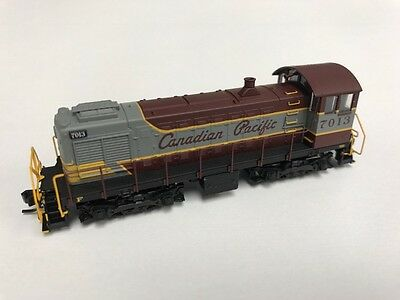 Atlas N S2 Canadian Pacific CP Script your choice of #