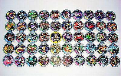 Yo Kai Yokai Medals Series 3 - CHOOSE medal - from blind bags for yo-kai watch