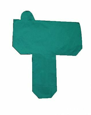 Rich TEAL Cordura Nylon Western Saddle Cover Full Coverage From Showman Products