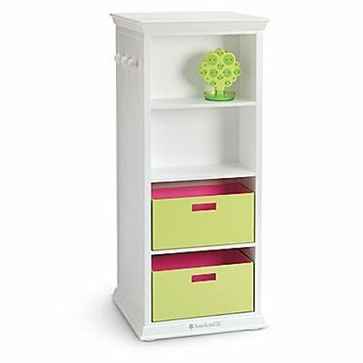NIB~American Girl Storage Tower~ Mirror Shelves Organizer Furniture Earring Tree