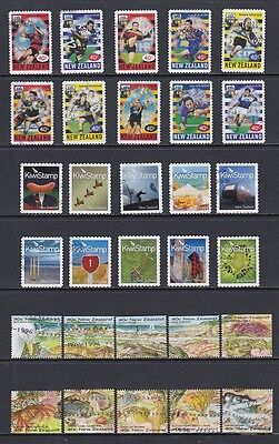 Soccer & Kiwis! Three MORE Large Complete Sets From New Zealand