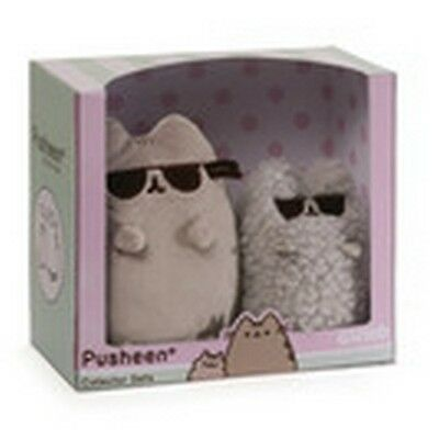 Gund -  Pusheen And Stormy Cat - Sunglasses Collector Set