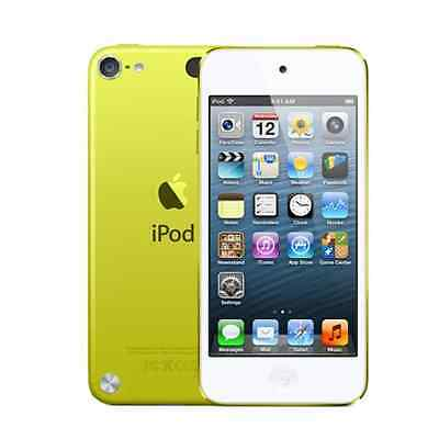 Apple iPod Touch 64gb Yellow 5G (MD715NF/A) Brand New