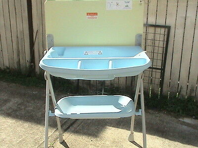 Lovely   Baby Bath With Stand And Drainage Hose