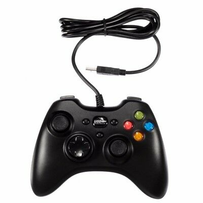 NEW Wired USB Gamepad Controller Joystick Joypad For PC Laptop Resemble XBox 360