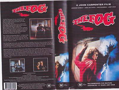 The  Fog Vhs Video Pal~ A Rare Find~
