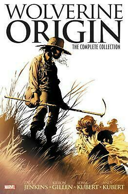Wolverine: Origin - The Complete Collection by Bill Jemas (English) Hardcover Bo