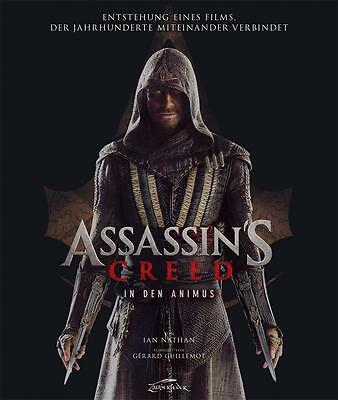 Assassin's Creed - In den Animus - Ian Nathan - 9783938922736 DHL-Versand