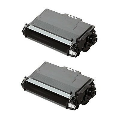 2 Brother MFC-8950DWT MFC-8950DW HL-6180DWT HL-6180DW Black Toner TN780 TN-780