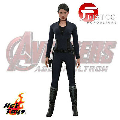 AVENGERS - Age of Ultron - Maria Hill 1/6 MMS Actionfigur (Hot Toys)
