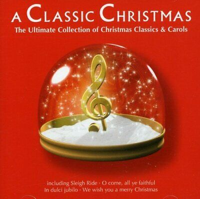 A Classic Christmas - The Ultimate Collection of Christmas Classic... -  CD XYVG